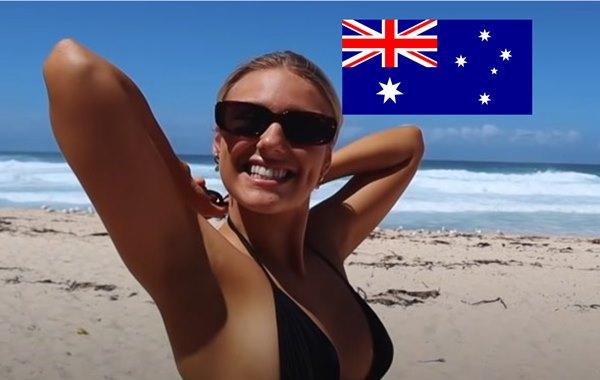 Como Conseguir una NOVIA AUSTRALIANA