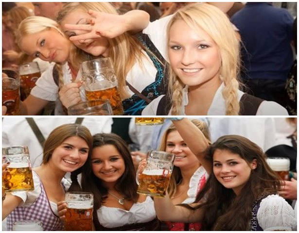 Mujeres guapas alemanas