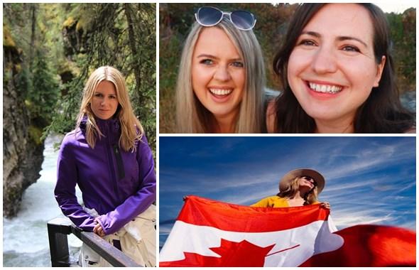 Mujeres Bellas en Canada