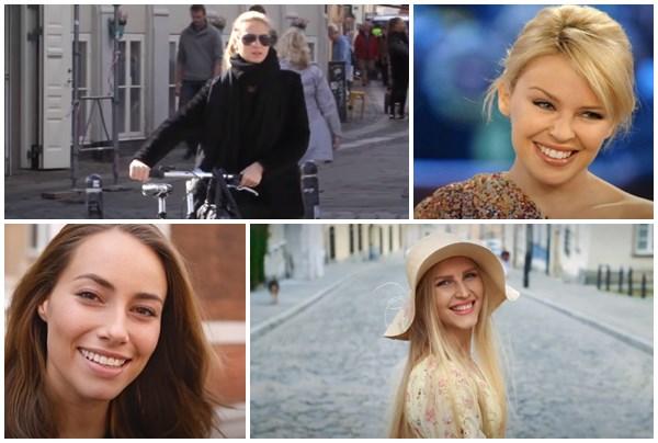 Chicas de Dinamarca