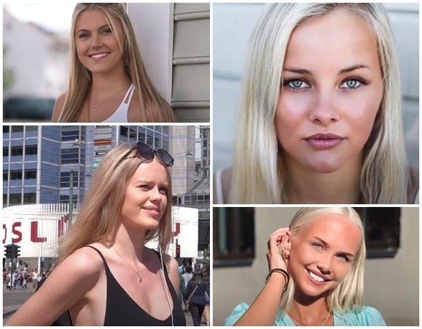 Mujeres Bellas Noruega
