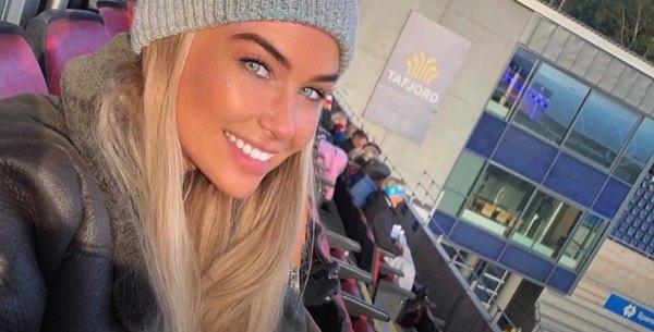 Mujeres guapas de Noruega