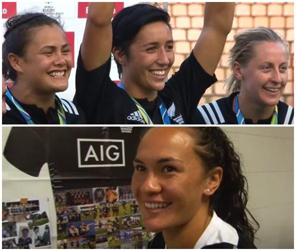 Mujeres Nueva Zelanda